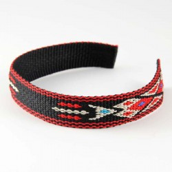 Repuesto Ethnic Red/Black