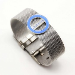 Milanese Mesh logo diabetes