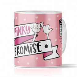 Taza Pinky Promise