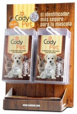 Pack CodyPet Expositor